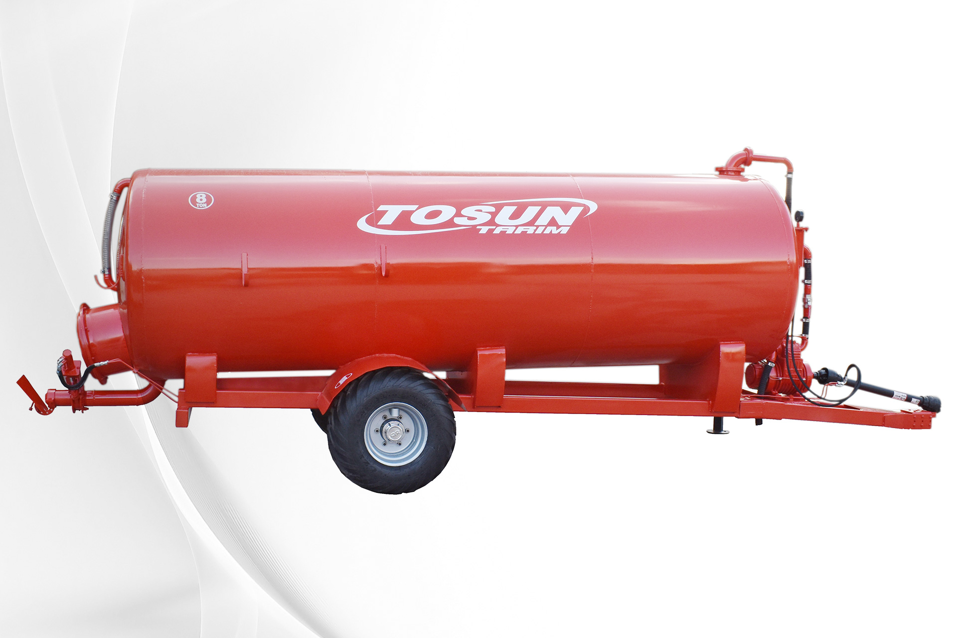 Liquid Manure Spreader - Tosun Farm Machines Izmir