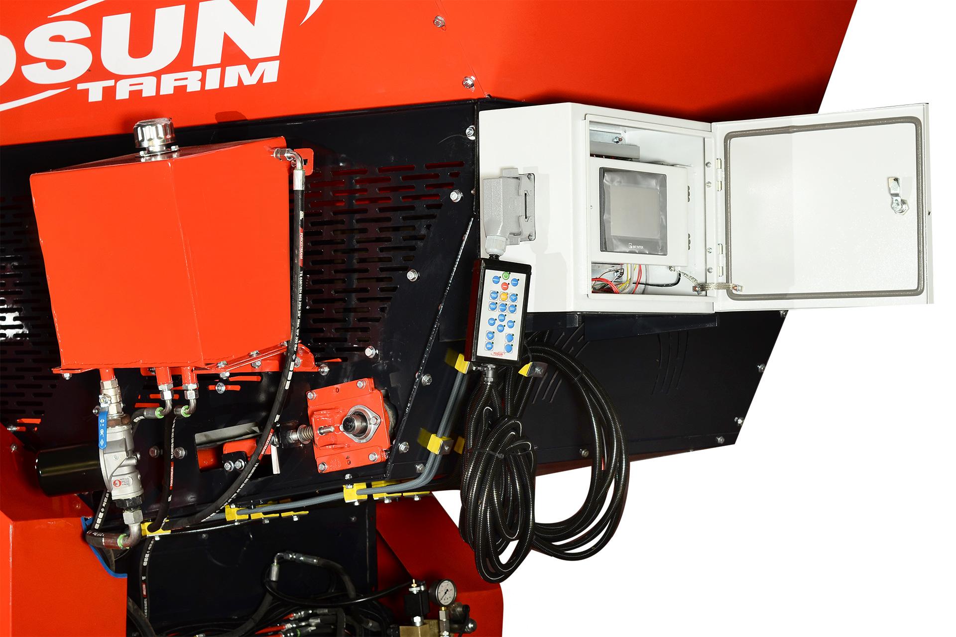 Mobil Silaj Paketleme Makinesi - Tosun Tarım Makinaları İzmir