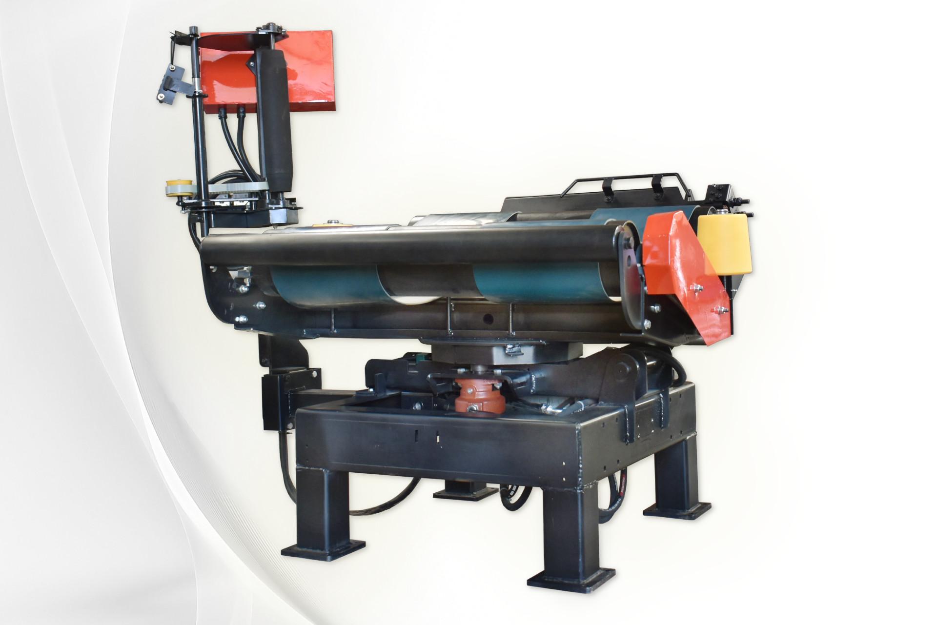 Otomatik Sabit Streç Sarma Makinası - Tosun Tarım Makinaları İzmir
