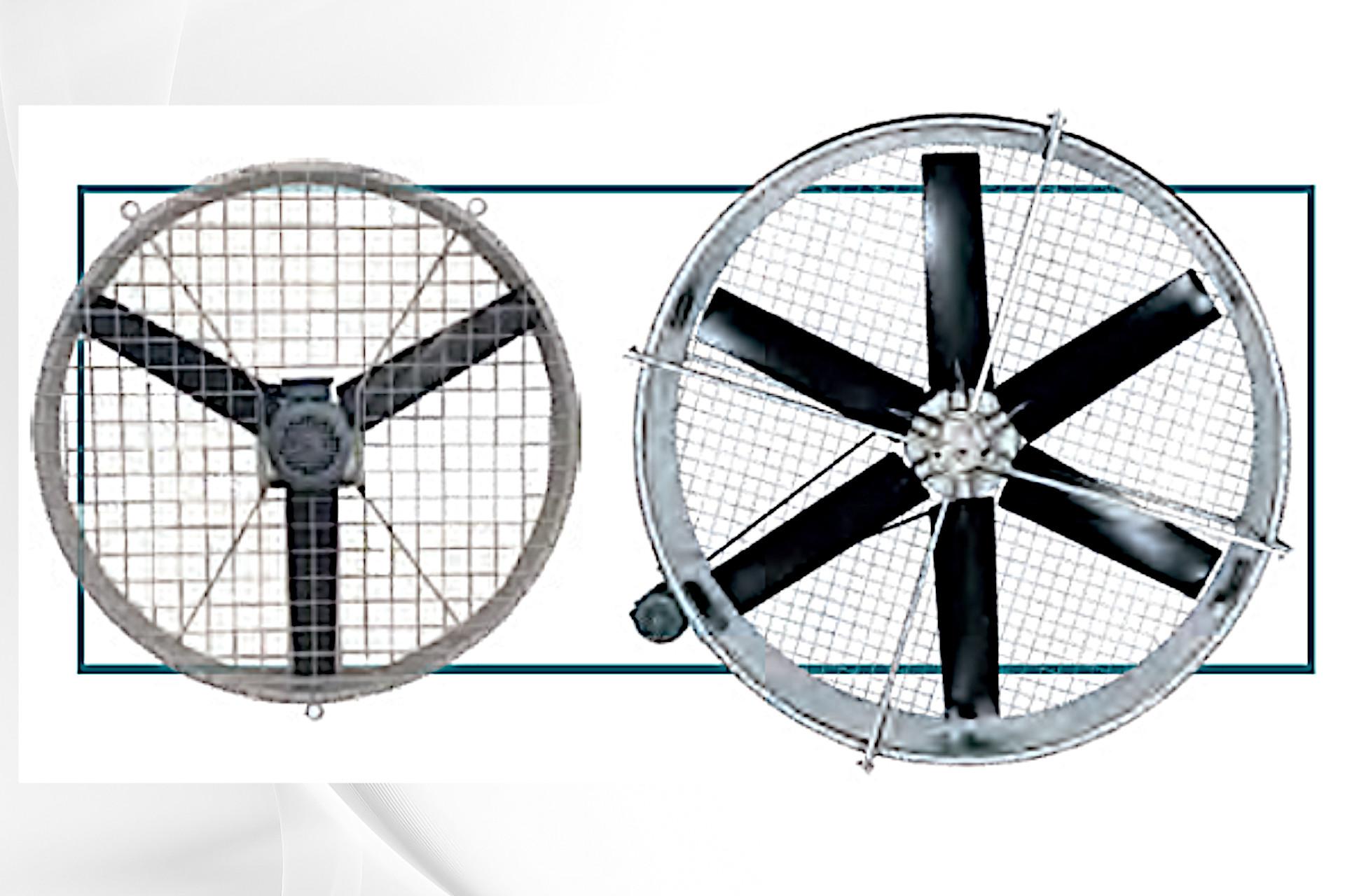 Rigel Ventilating And Cooling Fan - Tosun Farm Machines Izmir