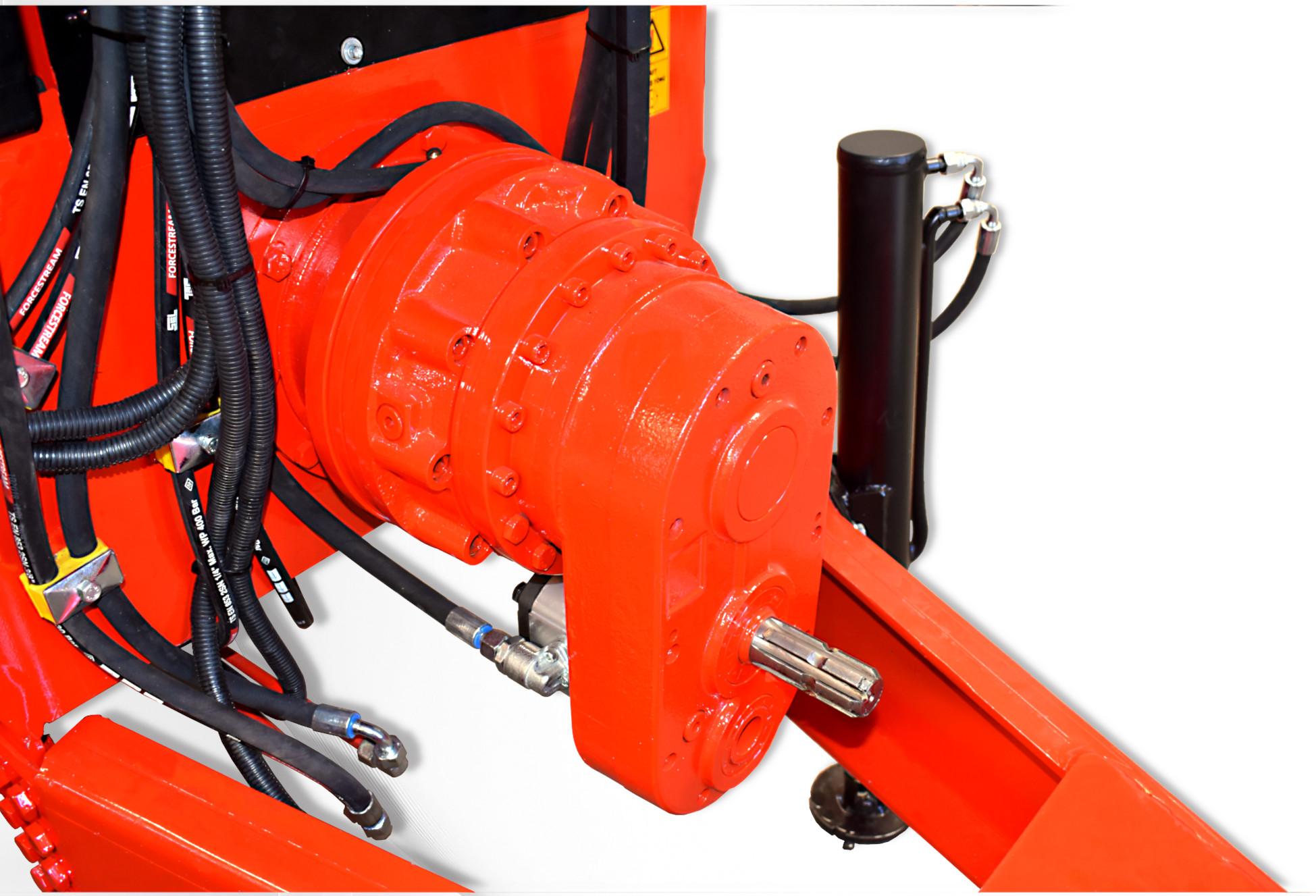 Single Auger Horizantal Feed Mixer 6 m3 - Tosun Farm Machines Izmir