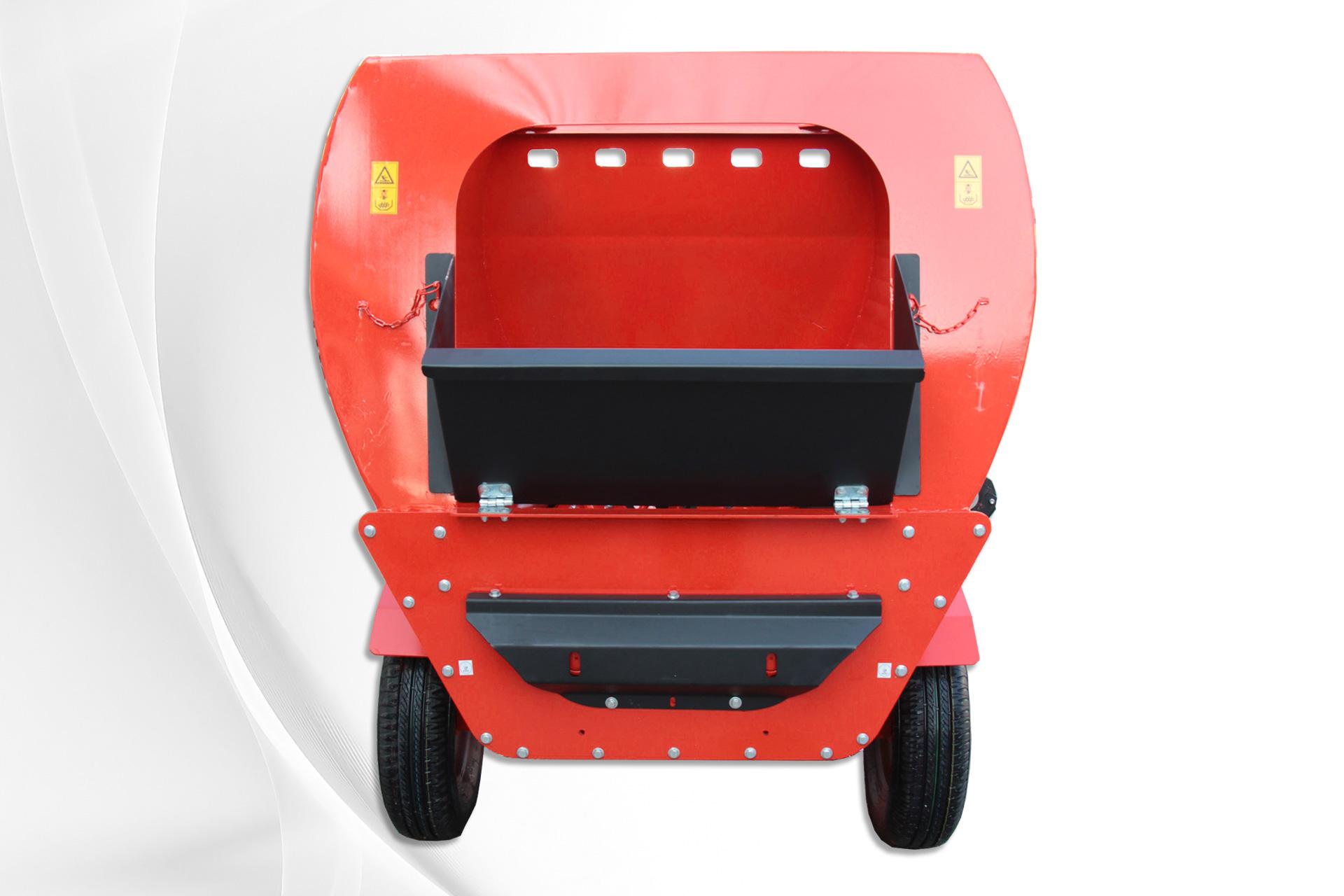 Yatay Yem Karma Makinası 2,5 m3 - Tosun Tarım Makinaları İzmir